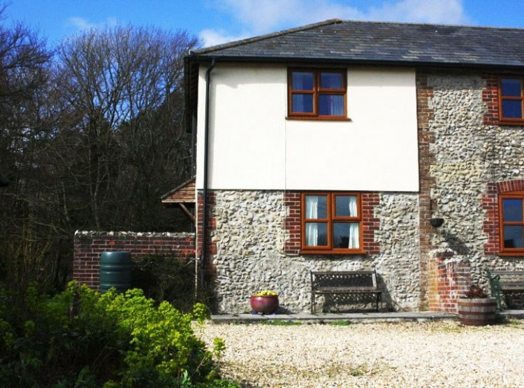 Bride Cottage At Lancombe Country Cottages