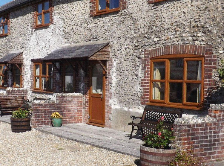 Frome Cottage At Lancombe Country Cottages