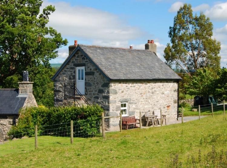 The Granary At Llanbedr-y-Cennin