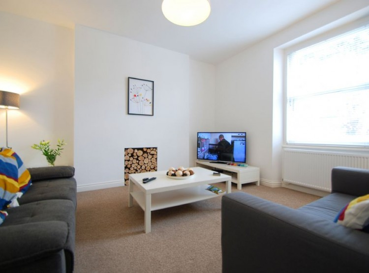 Willow Court Apartment 2 In Llandudno