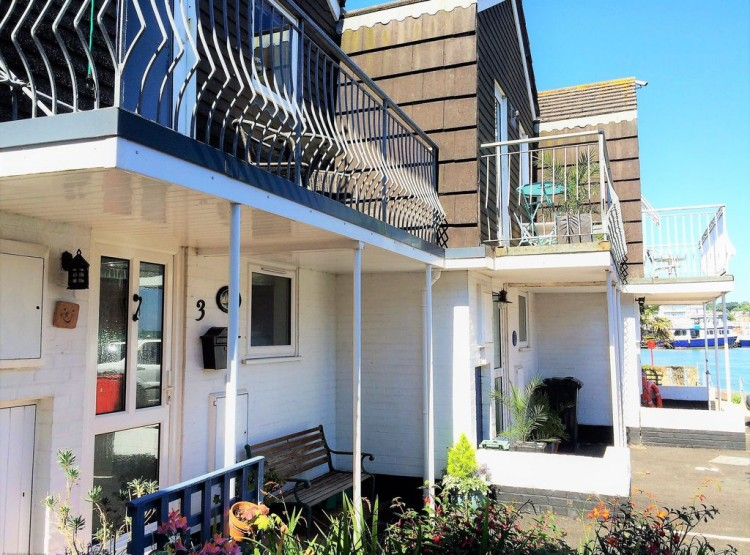 Anchor Cottage In East Cowes