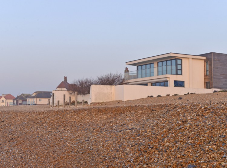 Beach Dream At Pevensey Bay