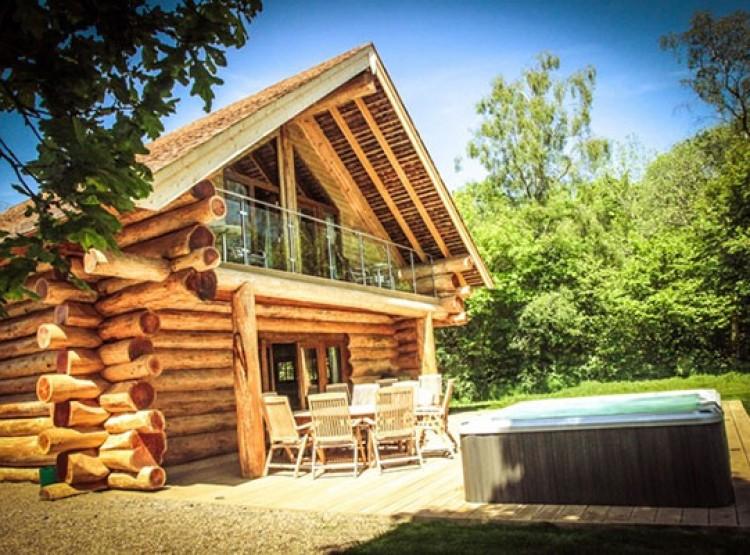 Foxglove Cabin At Hidden River Cabins