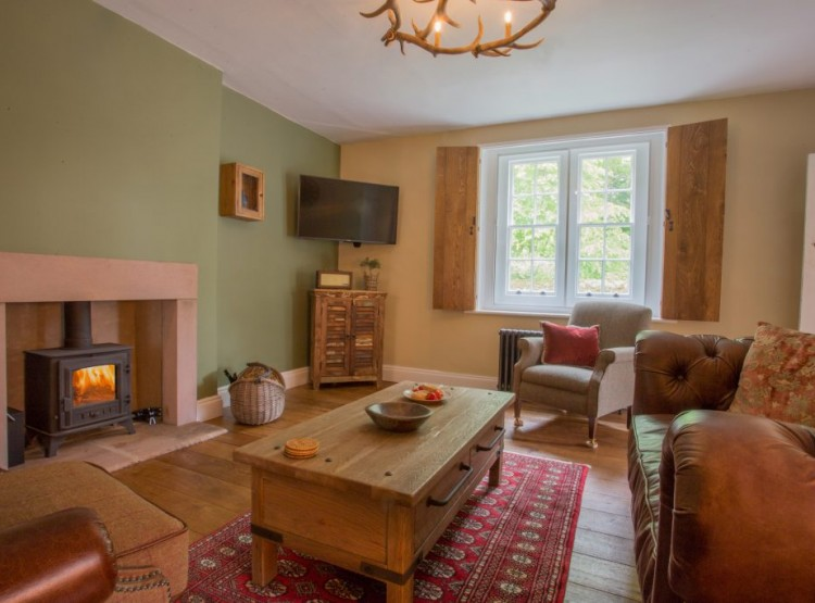 No. 12  Ford Cottage Near Chillingham Castle
