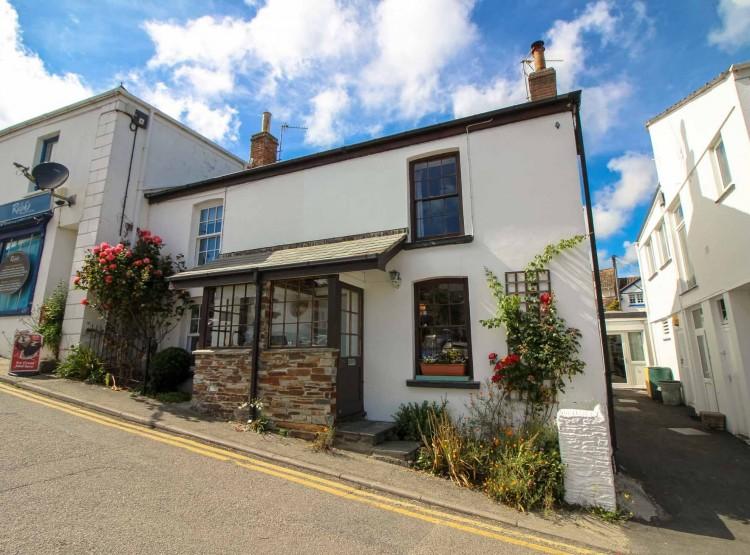 Hillside Cottage At Portscatho
