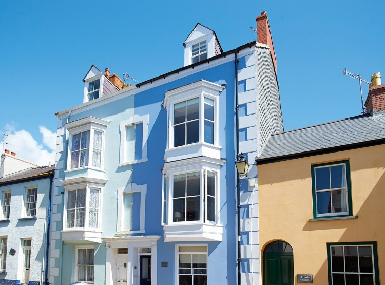 High House At Tenby