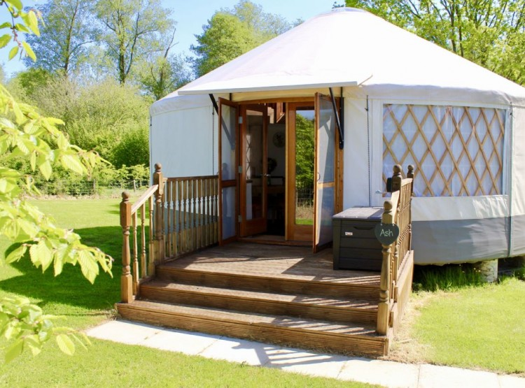 Ash Yurt At East Hoathly