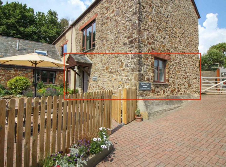 Bagbury Byre Apartment In Bude