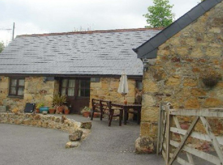 Glenleigh Cottage In St Austell
