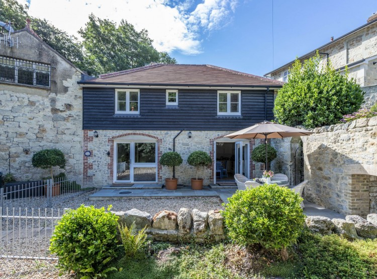 Orchard Leigh Cottage In Ventnor