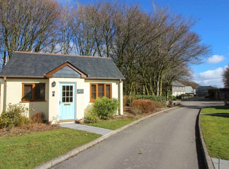 Kingfisher Cottage In Boscastle