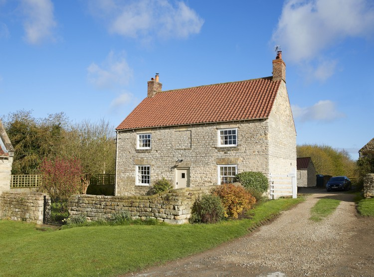 Lime Kiln Farmhouse In  Coneysthorpe