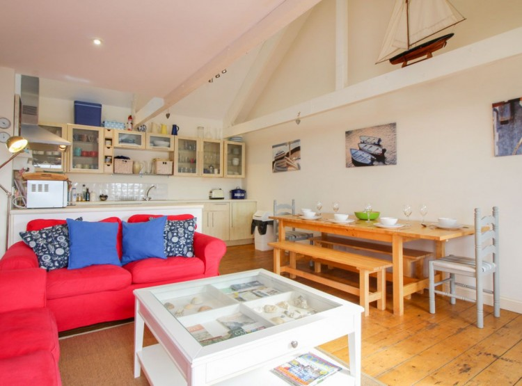 The Workshop In St Mawes