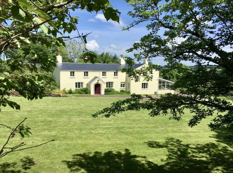 Stockham Farm In Dulverton