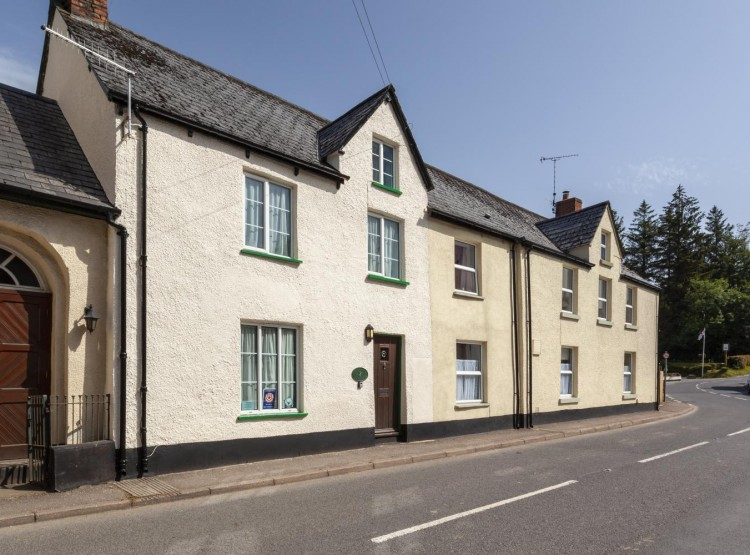 Chapel Cottage At Exford