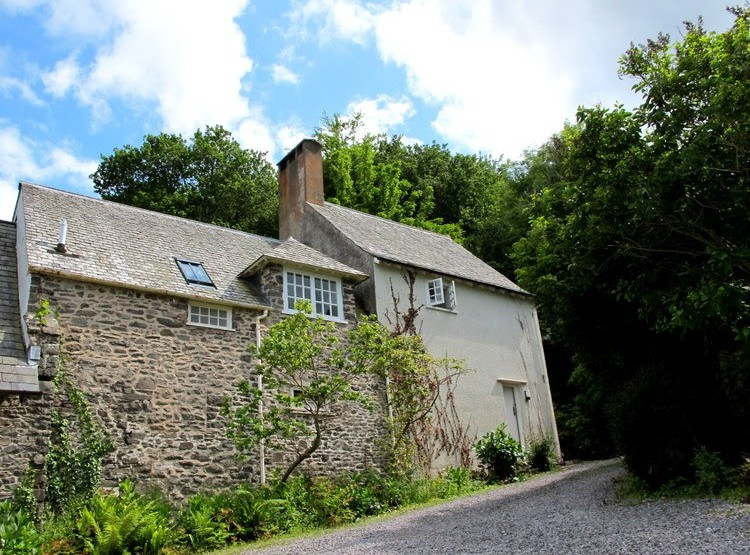Worthy Cottage At Porlock Weir