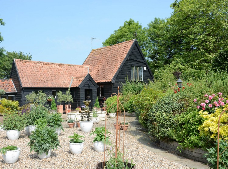 Wassicks Cottage In Haughley