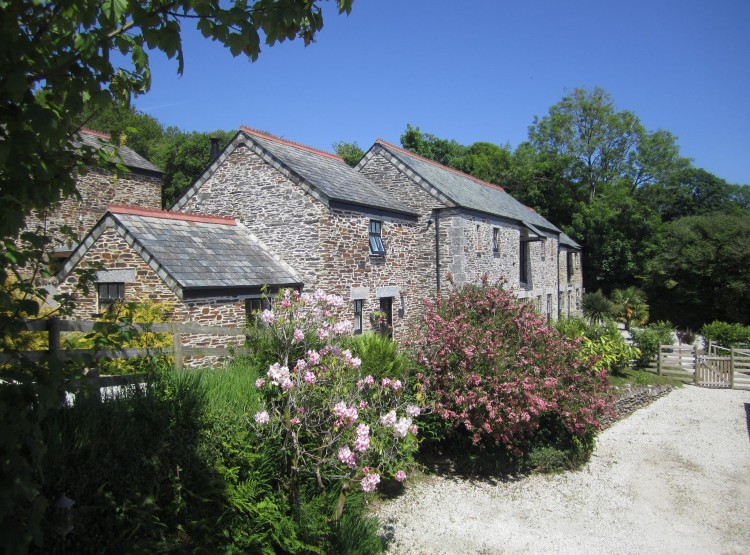 Honeypot At Old Lanwarnick