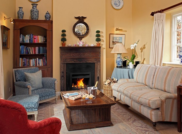 Saratoga  Cottage At Bruern Holiday Cottages