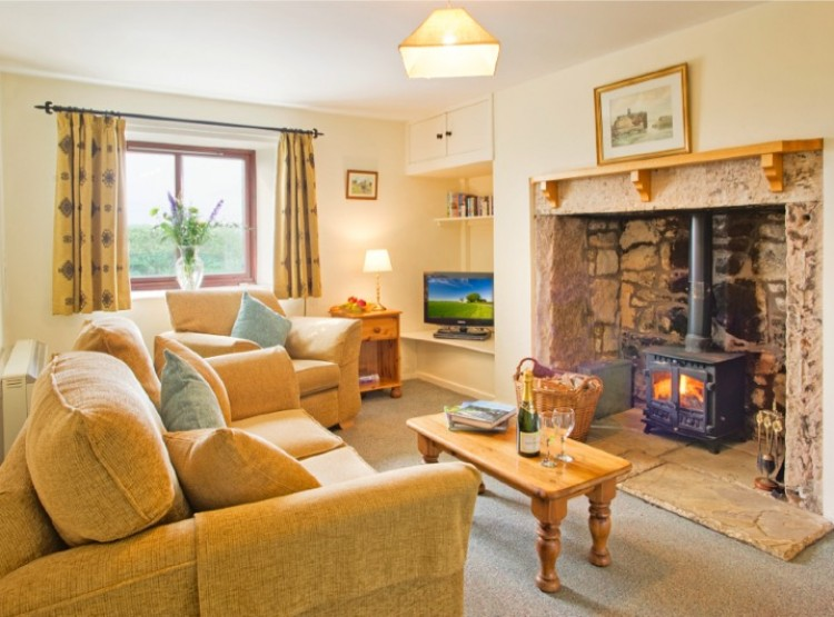 Eden Cottage At West Ord Holiday Cottages