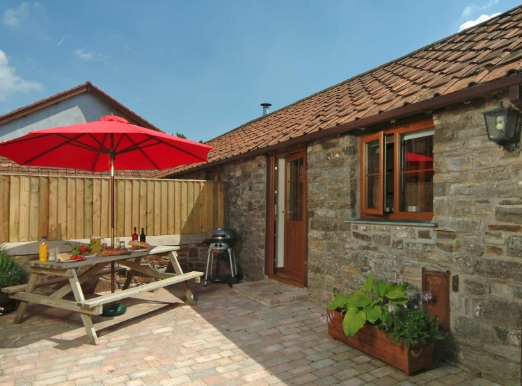 Courtyard Cottage At  Combrew Farm Cottages