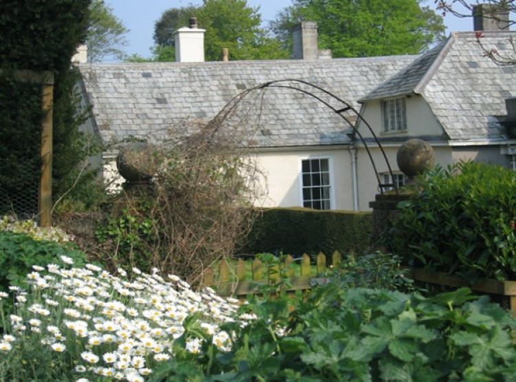 Garden Wing At Fursdon