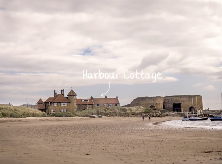 Harbour Cottage At Beadnell