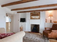 Brackley Cottage In  St Mawes