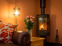 Cosy on a crisp winters day