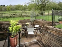 Stables seating