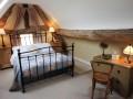 Double bedroom in The Barn