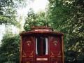 Gypsy Caravan At Walcot Hall