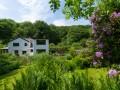 Stunning secluded garden