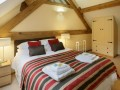 Bedroom, king size beds