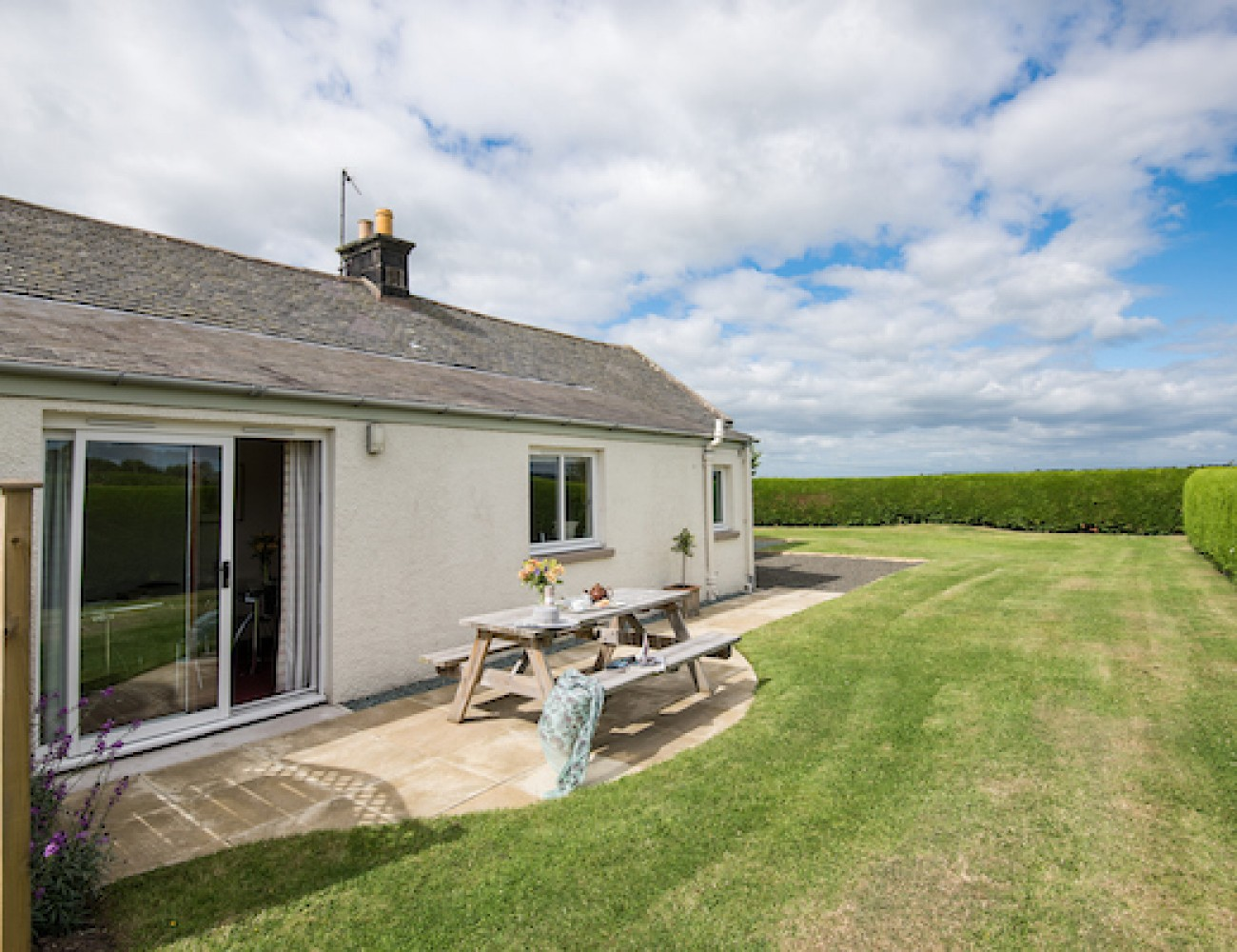 Tweed Cottage At West Ord Holiday Cottages Unique