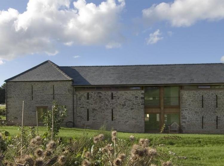 Great Barn At Kempley Barns