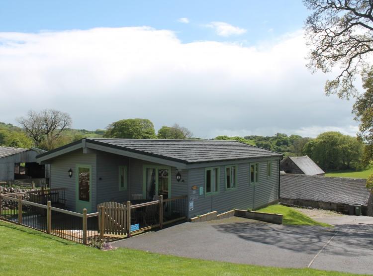 Rainster Cabin At Hoe Grange Holidays
