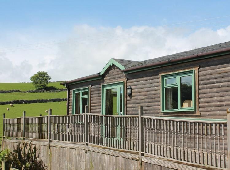 Hipley Cabin  At Hoe Grange Holidays