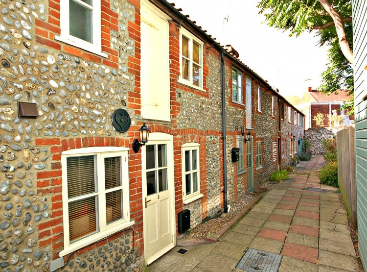 2 Museum Cottages In Sheringham