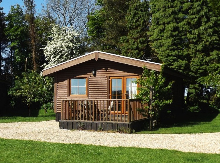 Wey Lodge At Lancombe Country Cottages