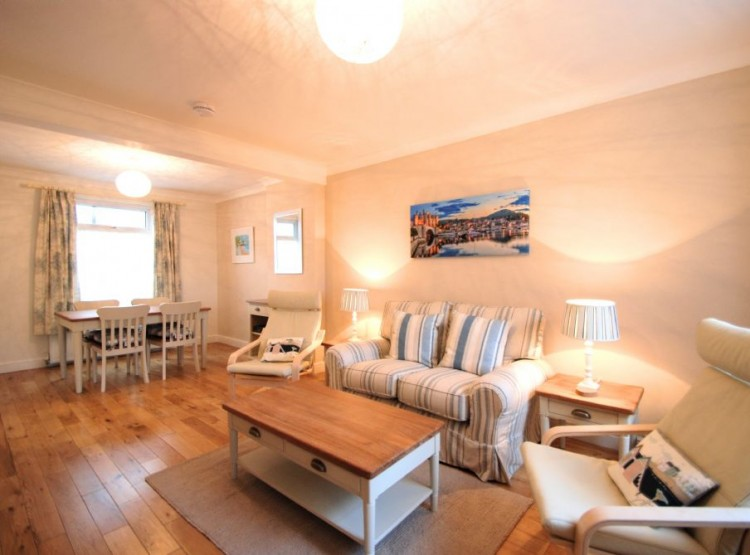 Sea Haven Cottage In Conwy