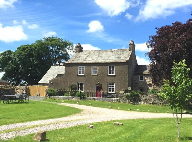 The Farmhouse At A Corner Of Eden