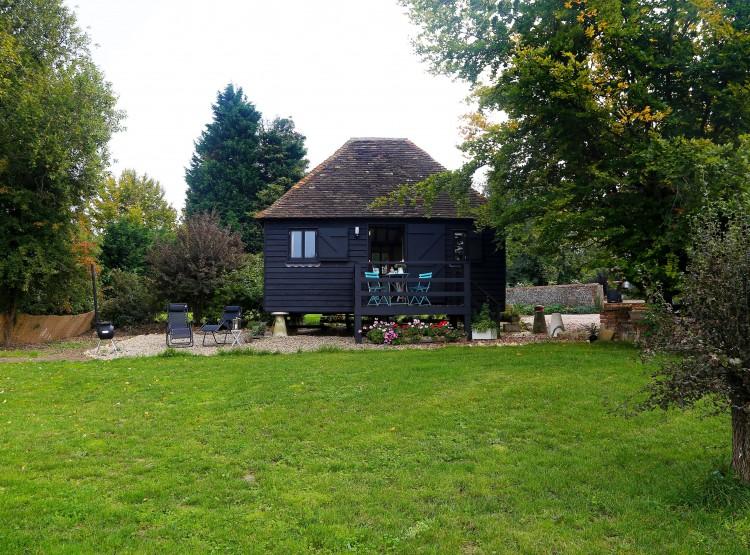 Sappington Granary In Canterbury