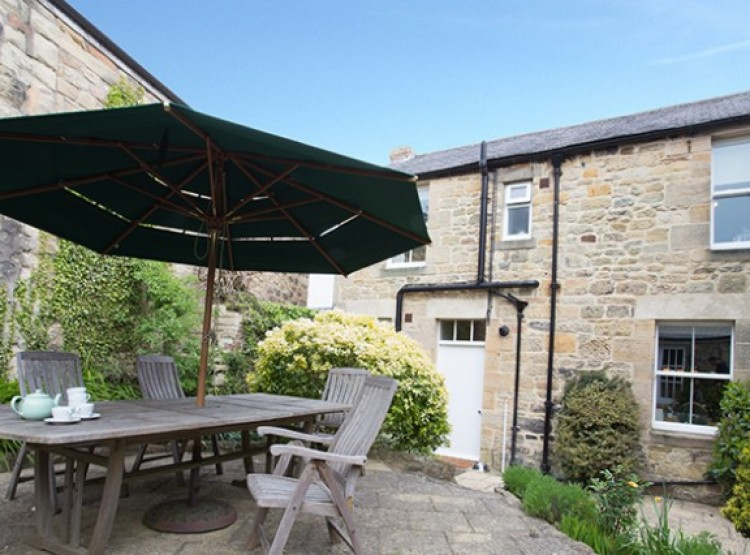 Ashleigh Cottage In Warkworth