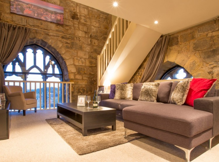 Pottergate Tower At Alnwick