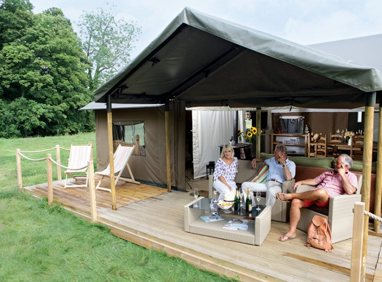 Exton Park Glamping