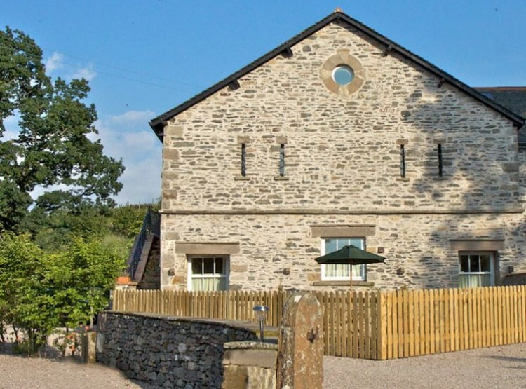 The Byre At Green Barn Cottages