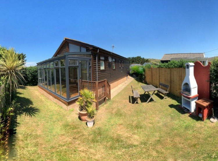Dune Lodge At Croyde