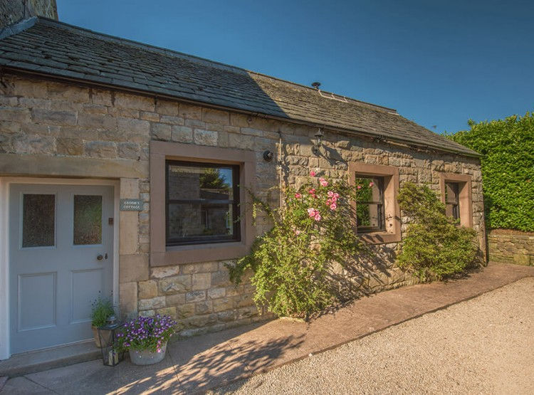 The Groom's Cottage In Uldale
