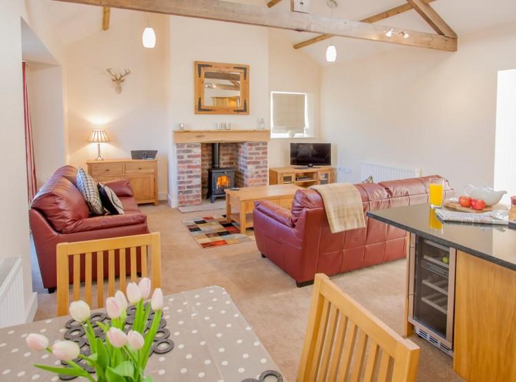 Hemmel Cottage In Chatton